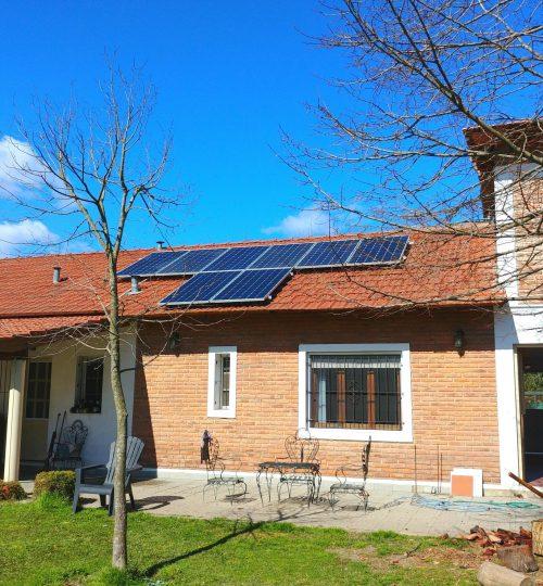 Paneles Solares - Palomar