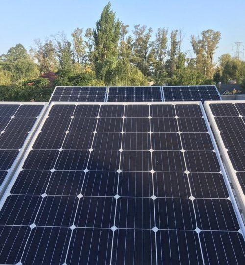 Paneles Solares - Las Condes